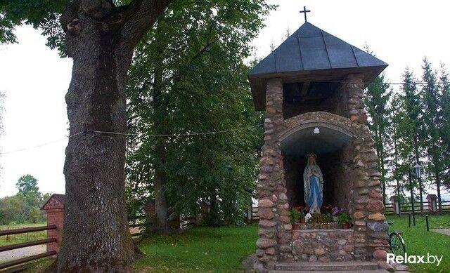 Достопримечательность Костел Святой Троицы Фото - фото 4