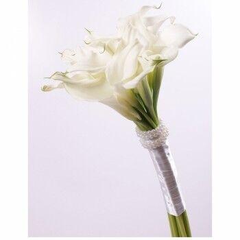 Магазин цветов Ветка сакуры Свадебный букет № 49 - фото 1