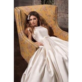 Свадебное платье напрокат Nora Naviano Платье свадебное Bonni - фото 3
