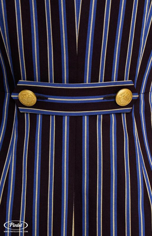 Костюм женский Pintel™ Двубортный брючный костюм Geeah - фото 7