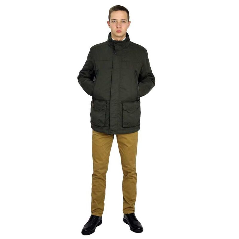 Верхняя одежда мужская Galano Куртка-парка демисезонная - фото 1