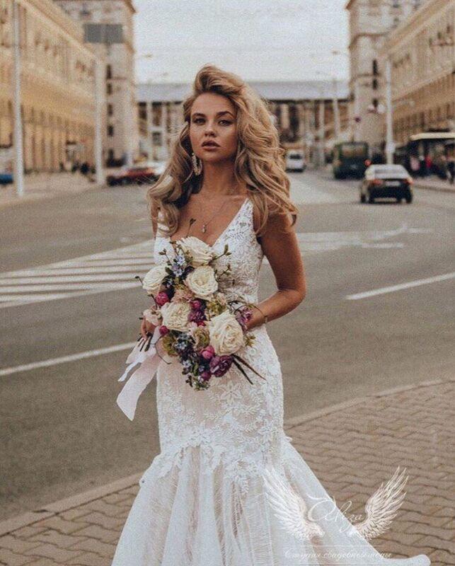 """Свадебное платье напрокат ALIZA свадебное платье  """"Julia"""" - фото 3"""