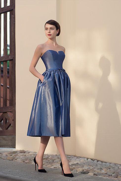 Свадебное платье напрокат Edelweis Платье свадебное «Peppi» - фото 1