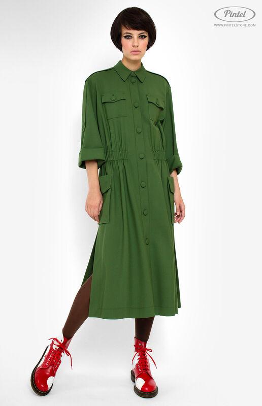 Платье женское Pintel™ Платье свободного силуэта Shindy - фото 3