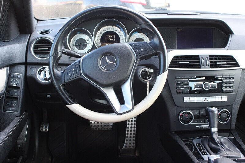 Аренда авто Mercedes-Benz C250 AMG - фото 3