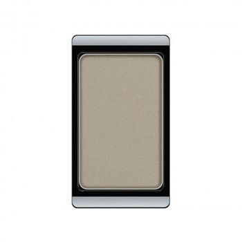 Декоративная косметика ARTDECO Матовые тени для век Matt Eyeshadow 514 Light Grey Beige - фото 1