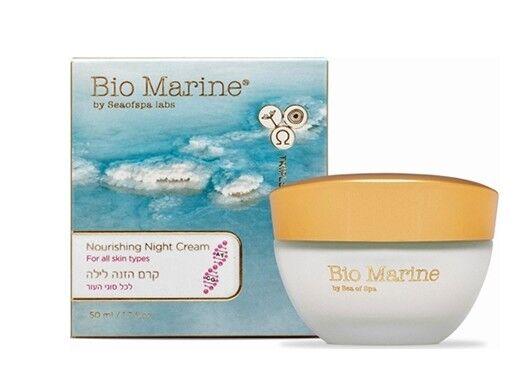 Уход за лицом Sea of Spa Крем ночной питательный для лица Bio Marine 50 мл - фото 1