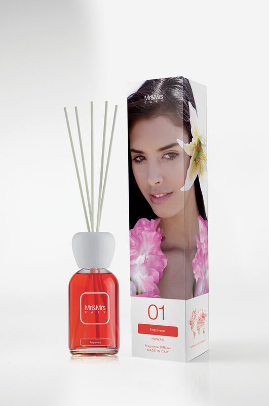 Подарок на Новый год Mr & Mrs Fragrance Аромадиффузор с палочками «Easy», 250 мл - фото 1
