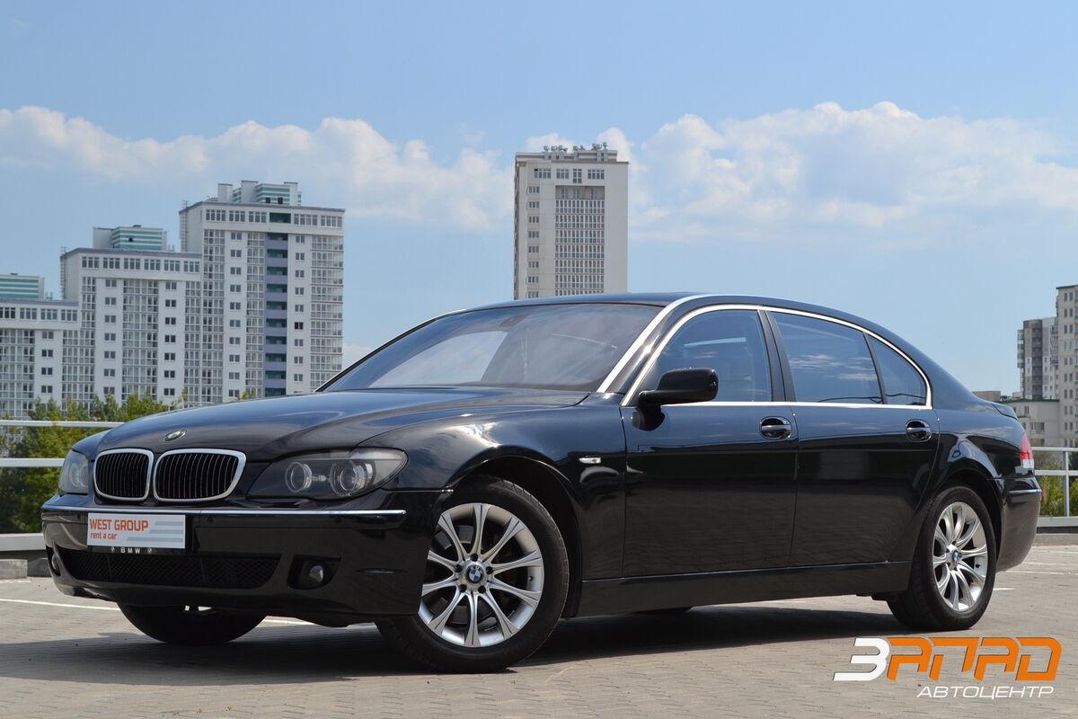 Прокат авто BMW 750 (E66) Long - фото 1