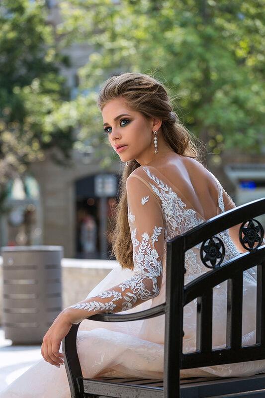 Свадебный салон Aivi Свадебное платье Abbey (My Angel) - фото 3