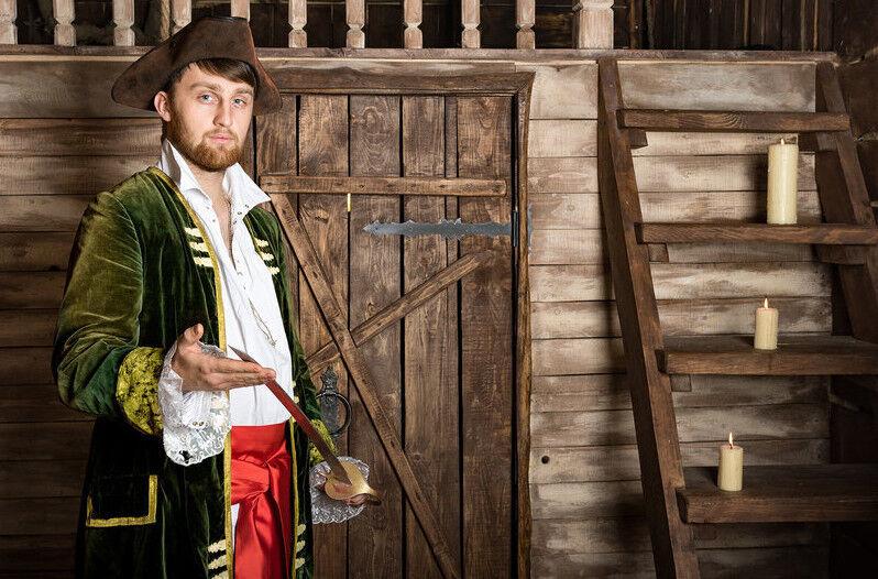 "Квест Quest Zone Квест ""Сокровища пирата Генри Моргана"" в День Рождения - фото 4"