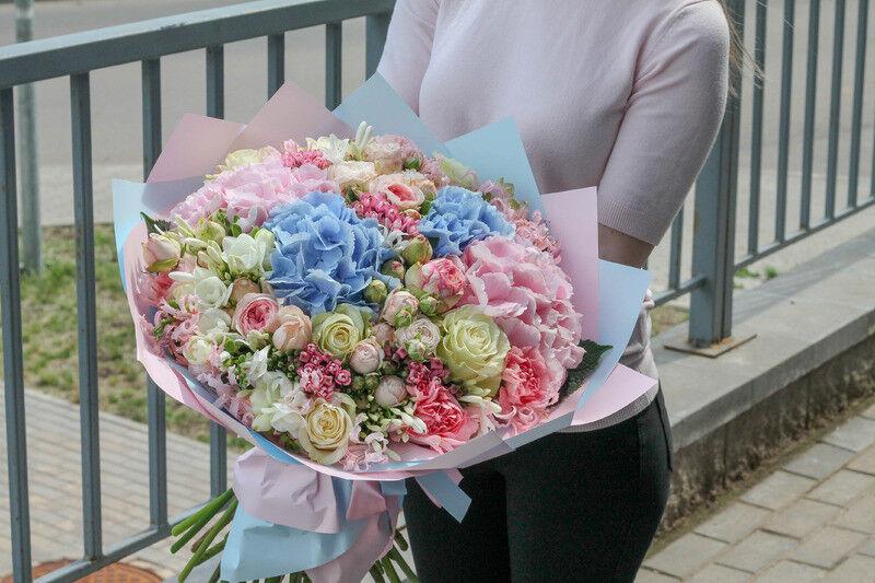 Магазин цветов Cvetok.by Букет «Шарм» - фото 3