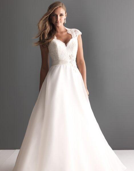 Свадебное платье напрокат Allure Bridals Платье свадебное 2611 - фото 1
