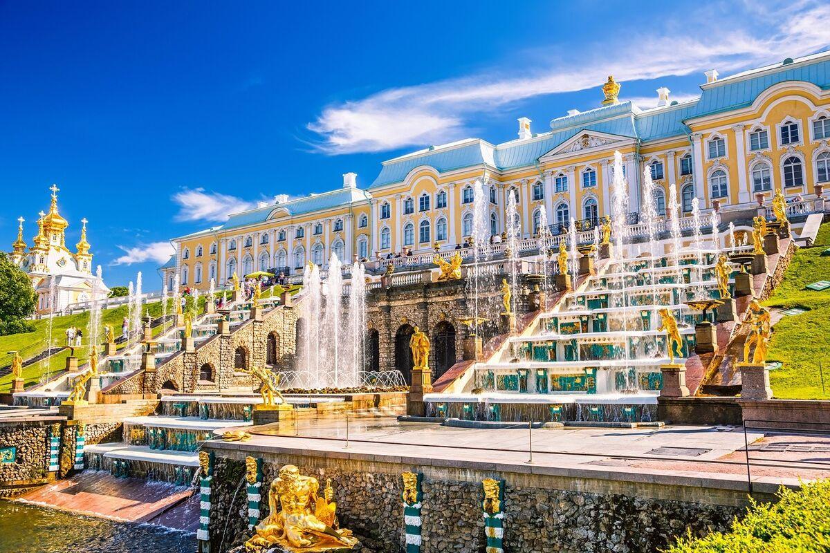 Туристическое агентство Сэвэн Трэвел Блистательный Санкт-Петербург! - фото 1