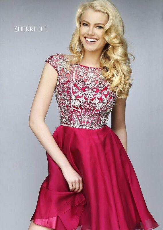 Вечернее платье Sherri Hill Платье вечернее 32320 - фото 5