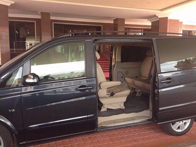 Прокат авто Mercedes-Benz Viano Black - фото 3