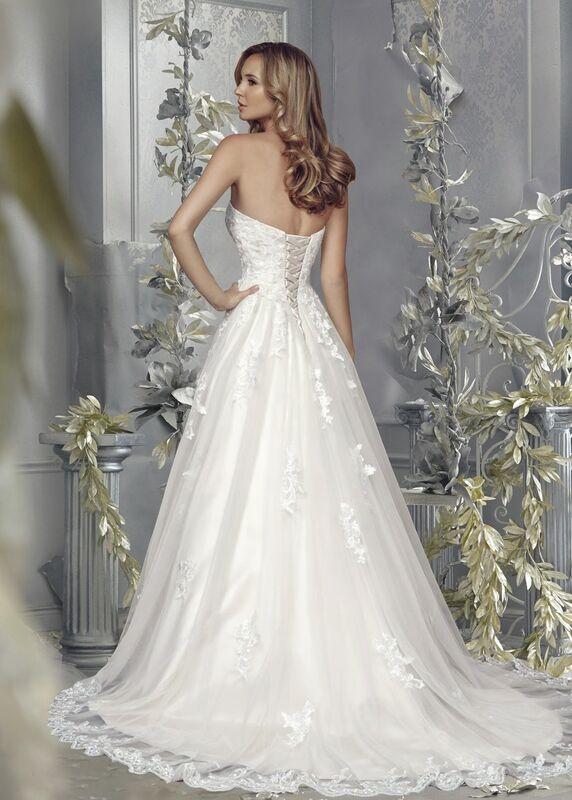 Свадебное платье напрокат Mia Solano Платье свадебное «Bellerose» - фото 2