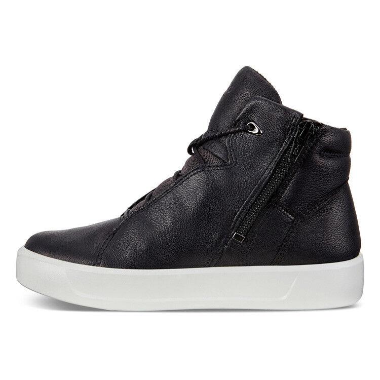 Обувь детская ECCO Кеды высокие S8 781103/01001 - фото 2