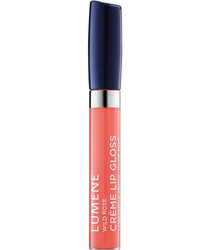 Декоративная косметика LUMENE Блеск для губ Wild Rose Creme Lip Gloss, тон 7 - фото 1