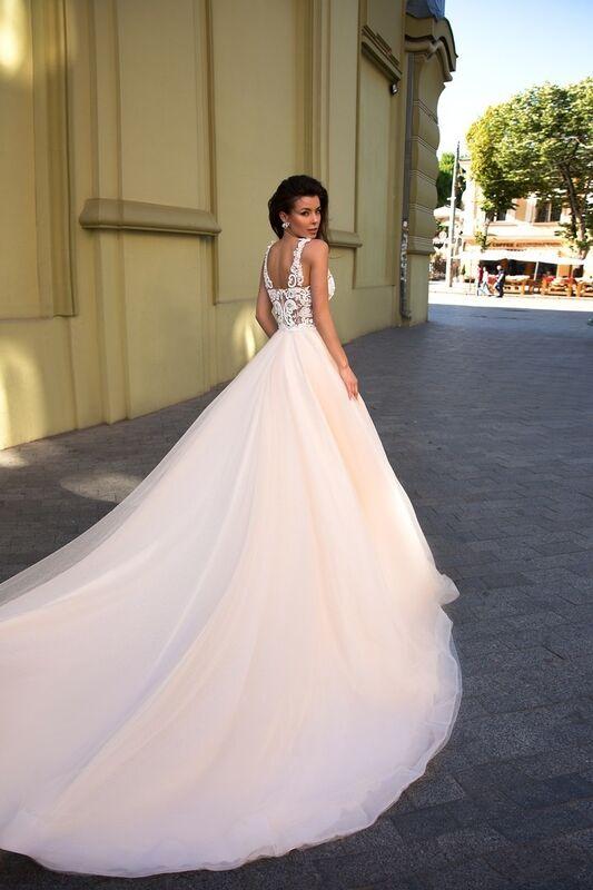 Свадебное платье напрокат Ida Torez Cassis Cornuta - фото 4