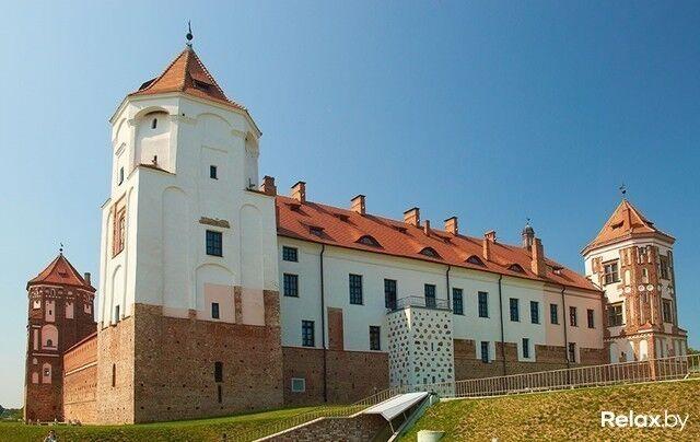 Достопримечательность Мирский замок Фото - фото 5