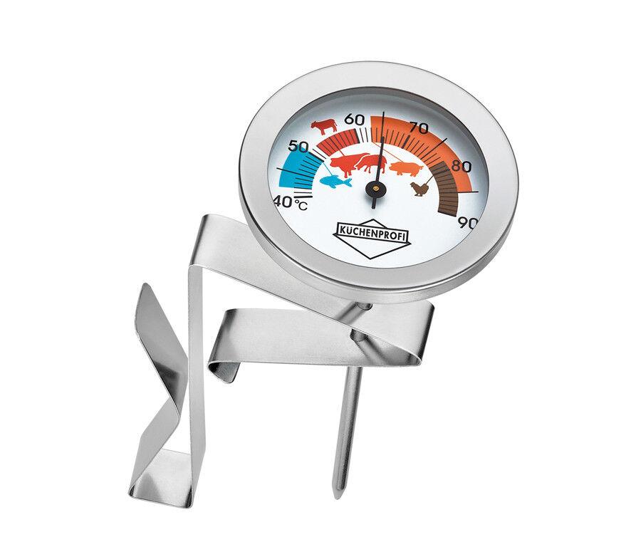 Подарок Küchenprofi Термометр для мяса  (спец щуп и зажим), 1065112800 - фото 1