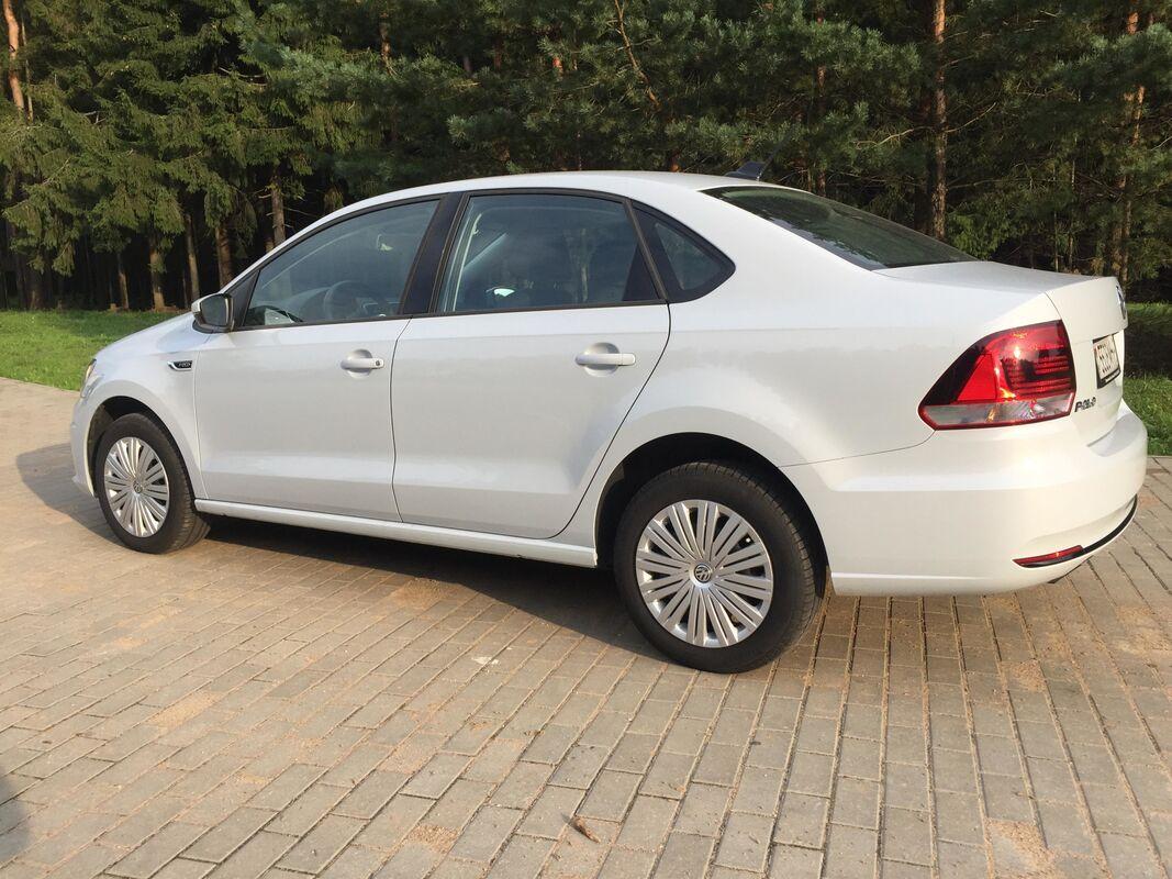 Прокат авто Volkswagen Polo АТ - фото 7