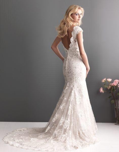 Свадебное платье напрокат Allure Bridals Платье свадебное 2610 - фото 2