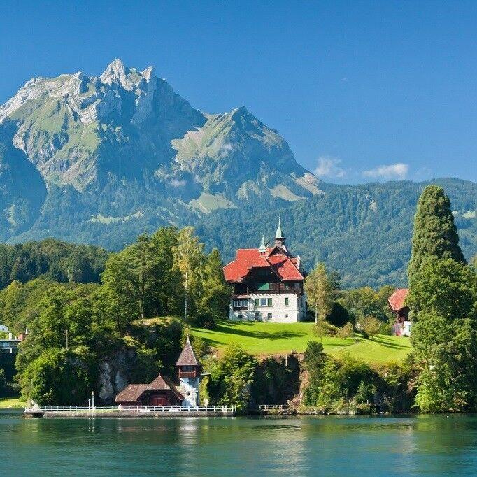 Туристическое агентство Элдиви Автобусный тур «Классическая Швейцария» - фото 2