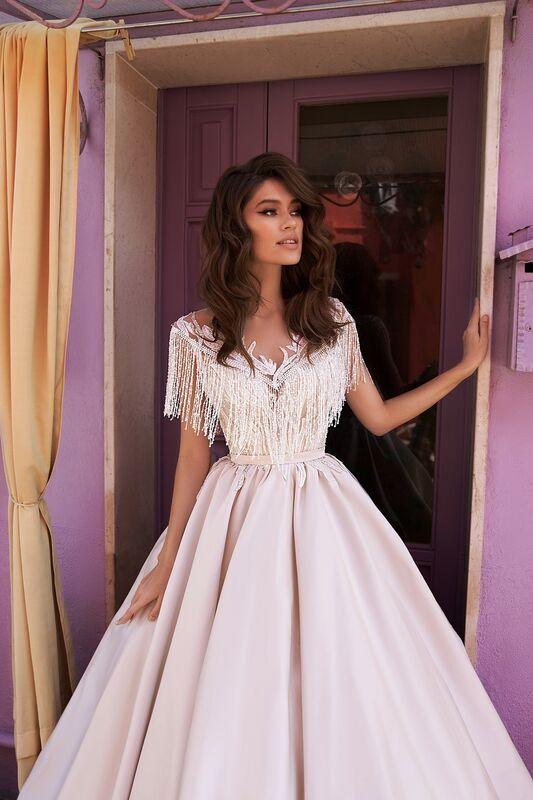 """Свадебное платье напрокат ALIZA свадебное платье  """"Fluvy"""" - фото 3"""