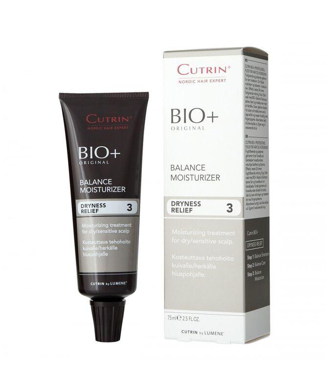 Уход за волосами Cutrin Увлажняющий гель-крем для сухой кожи головы Bio+ Balance Moisturizer - фото 1