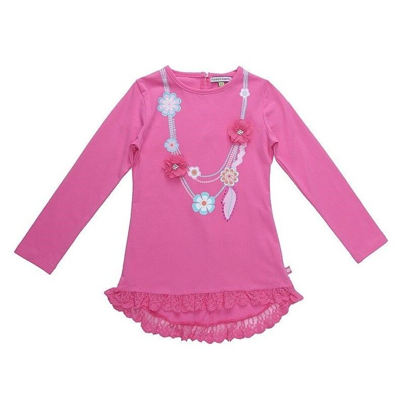 Кофта, майка детская Sweet Berry Туника для девочки SB175418 - фото 1