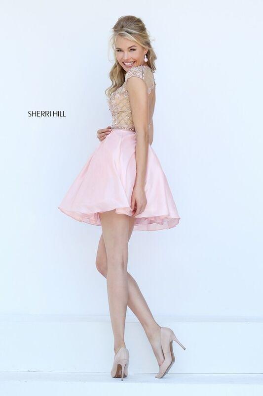 Вечернее платье Sherri Hill Платье 50429 - фото 2