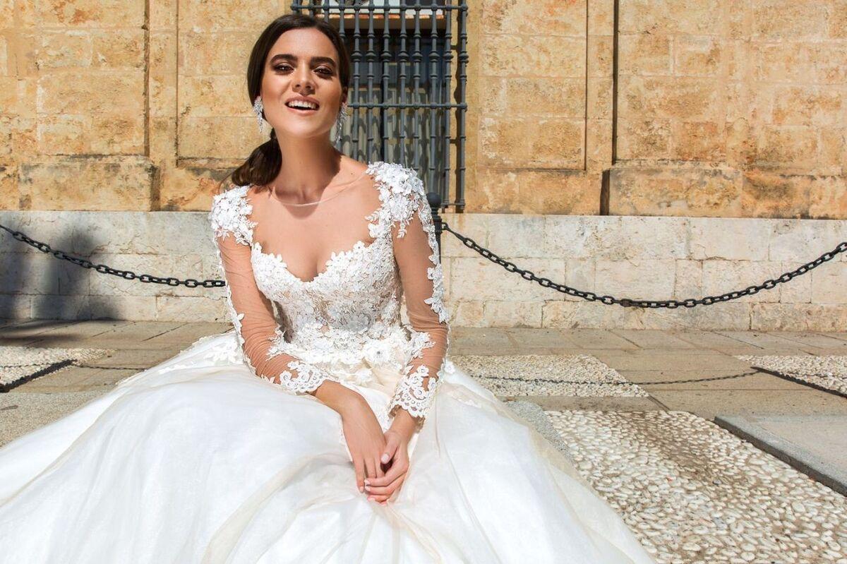 Свадебный салон Crystal Платье свадебное Alania - фото 3