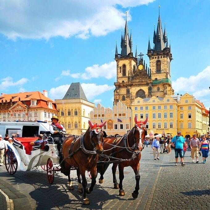 Туристическое агентство Респектор трэвел Автобусный экскурсионный тур «Выходные в Праге» - фото 2