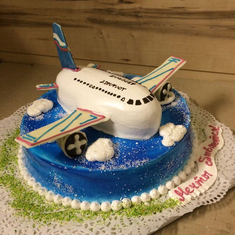 Торт МЕГАТОРТ Торт «Мечты сбываются!» - фото 1