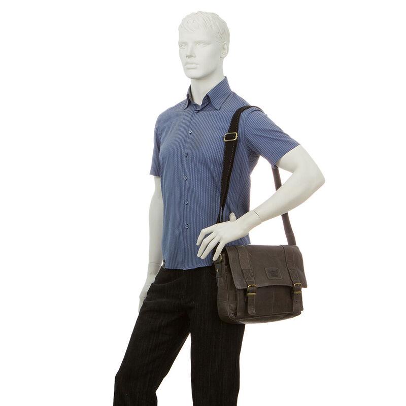 Магазин сумок Poshete Сумка мужская 196-1470-13 - фото 2