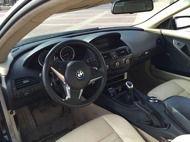 Прокат авто BMW 6 Coupe 2008 год - фото 4