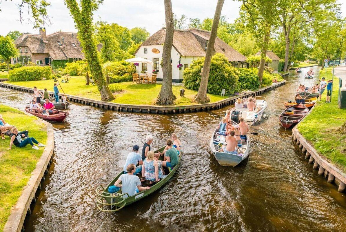 Туристическое агентство Внешинтурист Экскурсионный автобусный тур N2 «Неизведанные Нидерланды + парад цветов Блюменкорсо» - фото 6