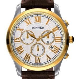 Часы Roamer Наручные часы 530837 47 12 05 - фото 1