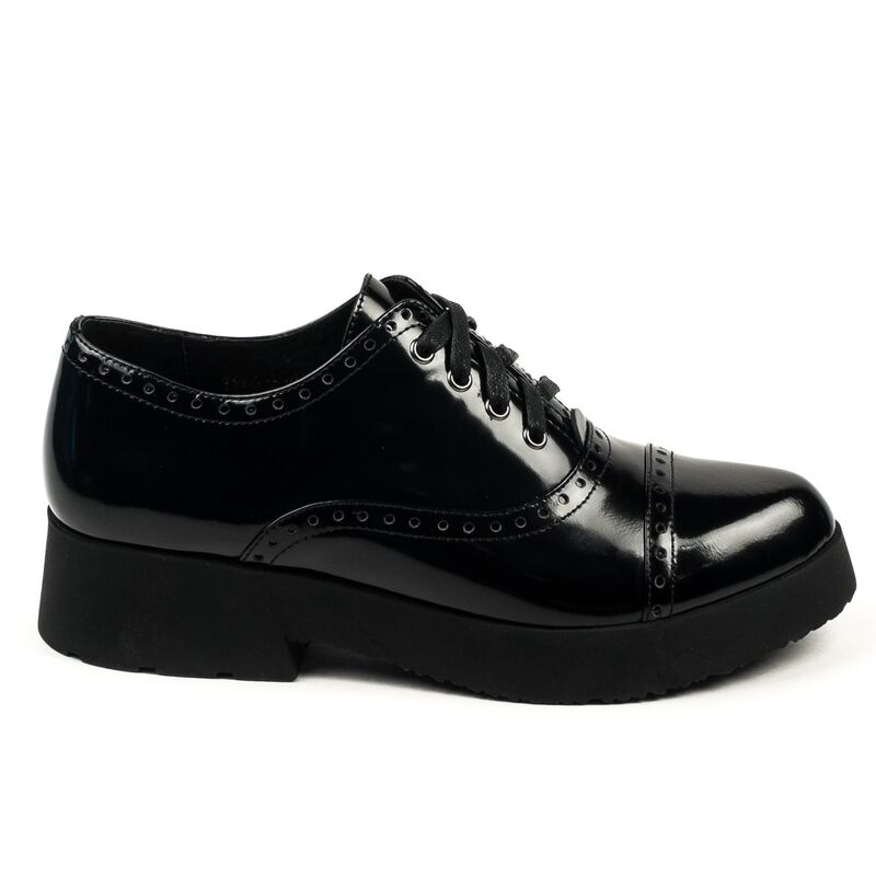 Обувь женская BASCONI Полуботинки женские T946-8-QP180 - фото 1