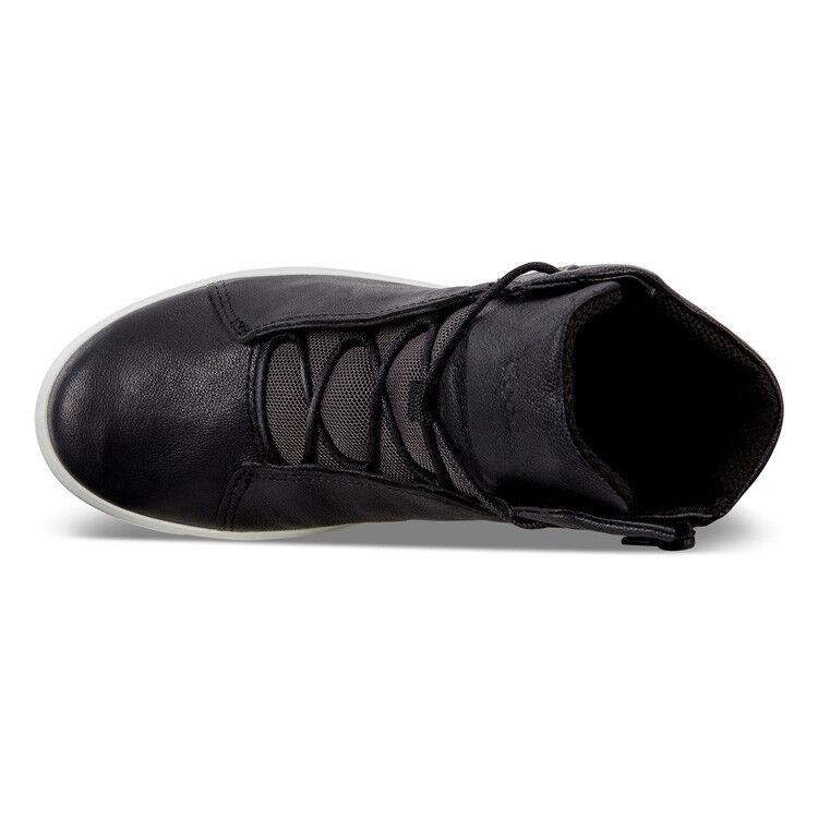 Обувь детская ECCO Кеды высокие S8 781103/01001 - фото 6