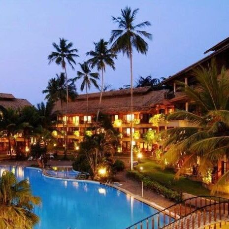 Туристическое агентство Суперформация Пляжный тур на Шри-Ланку, Калутара, Royal Palms Beach Hotel 5* - фото 1