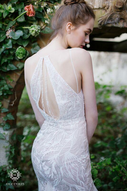 Свадебный салон Ange Etoiles Свадебное платье AEriality Collection Mia - фото 3