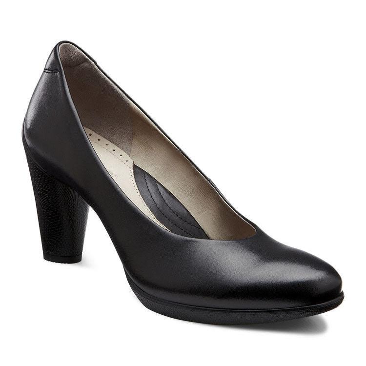 Обувь женская ECCO Туфли женские SCULPTURED 75 242603/01001 - фото 1