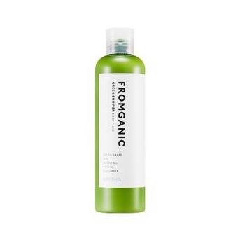 Уход за телом Missha Fromganic Green Shower Флюид для тела - фото 1