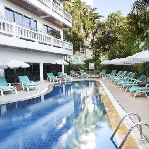 Туристическое агентство Айкью групп Пляжный авиатур в Таиланд, о. Пхукет, Patong Lodge 3* - фото 1