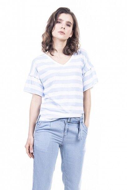 Кофта, блузка, футболка женская SAVAGE Футболка женская арт. 915813 - фото 2