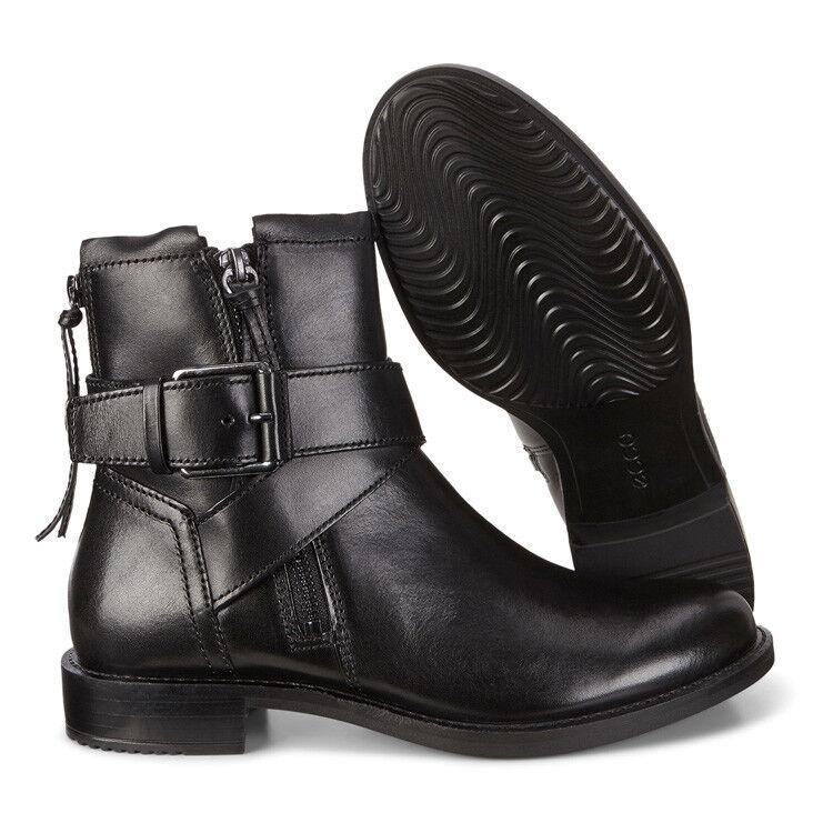 Обувь женская ECCO Полусапоги SHAPE 25 266613/11001 - фото 2