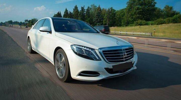 Аренда авто Mercedes-Benz S-класс W222 S500 Белый - фото 2